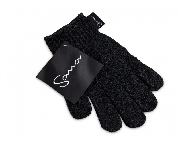 Sana scrubbing gloves